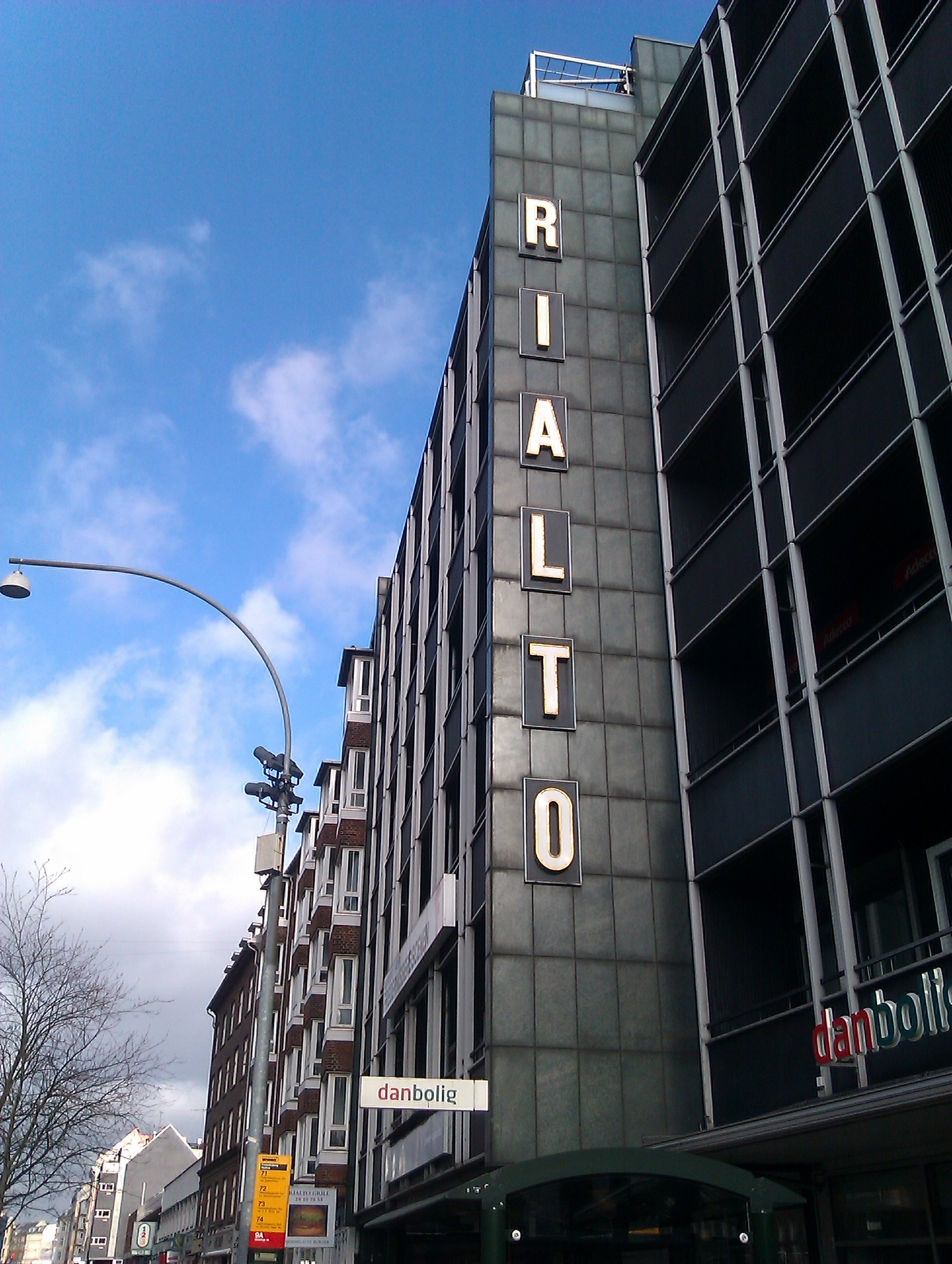 rialto teatret frederiksberg