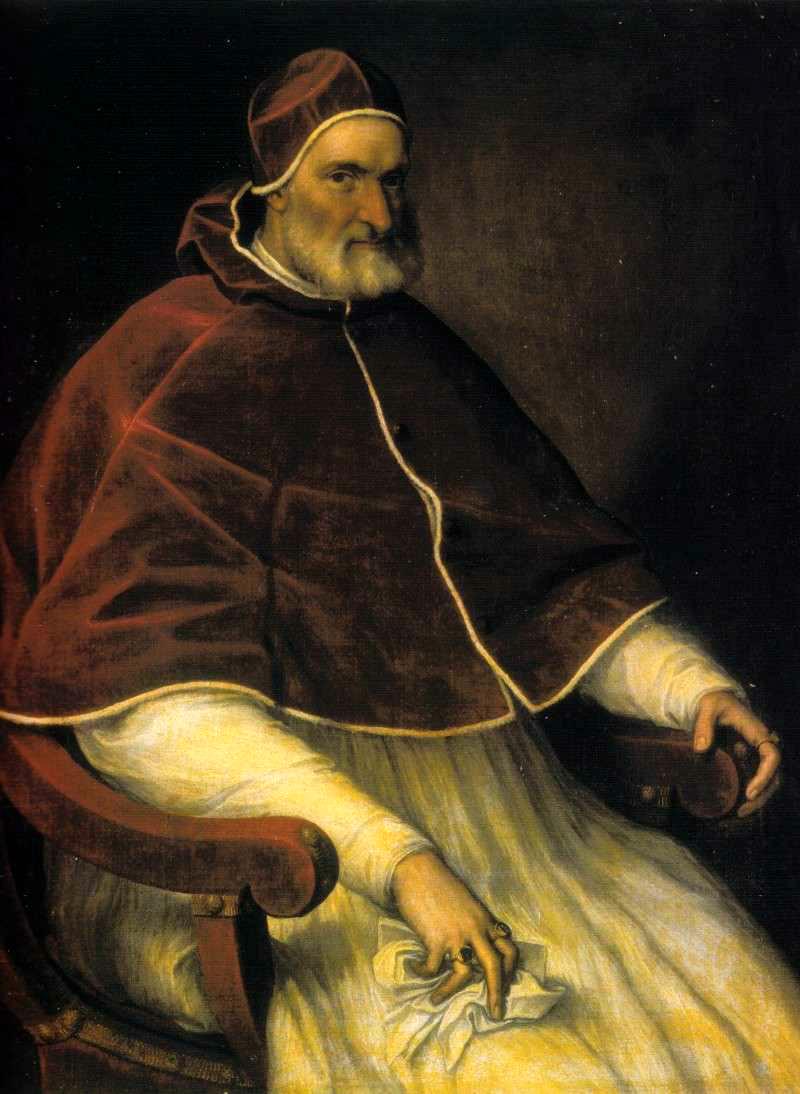 Пий IV – Уикипедия