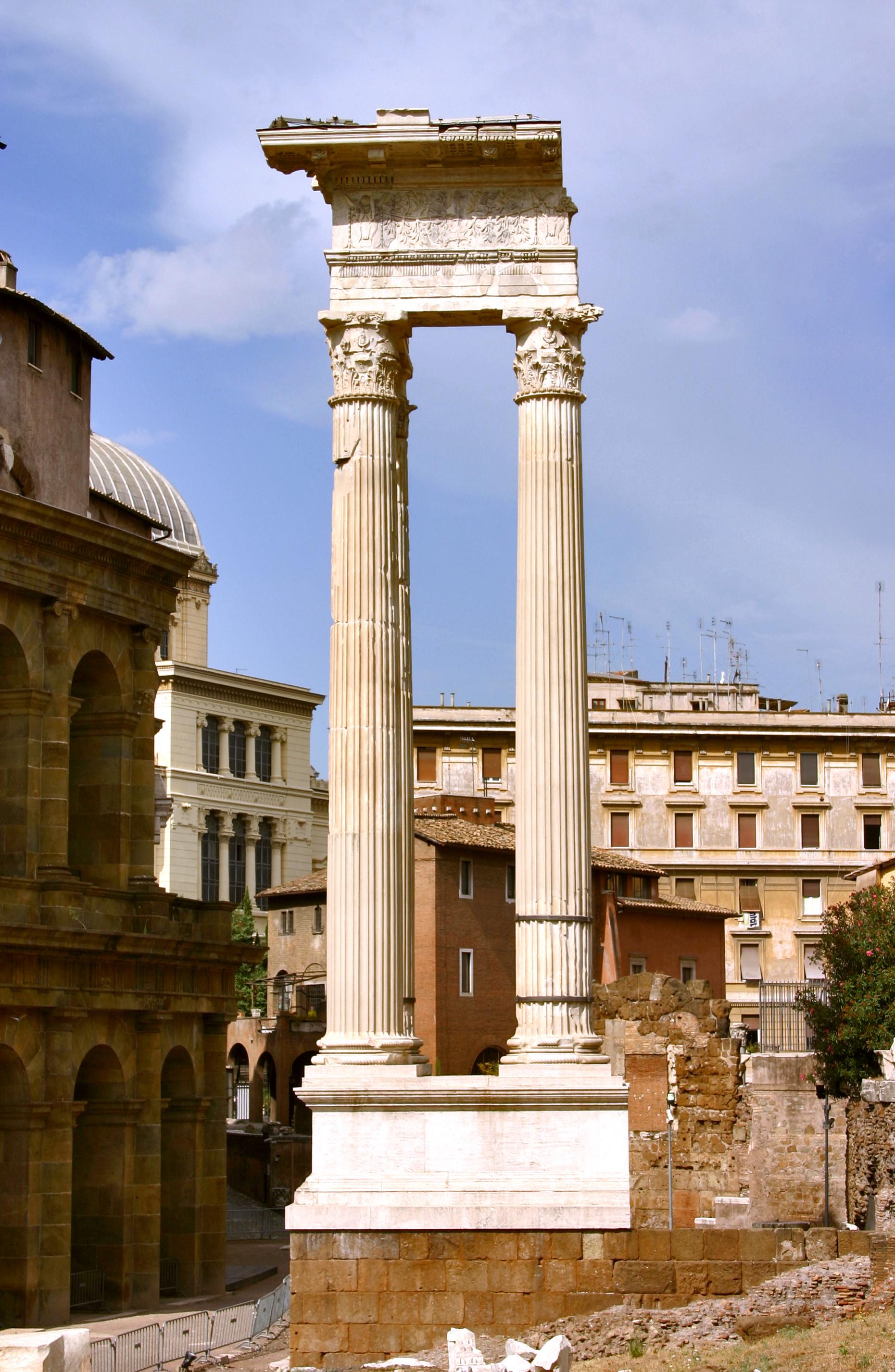 Temple of Apollo Sosianus