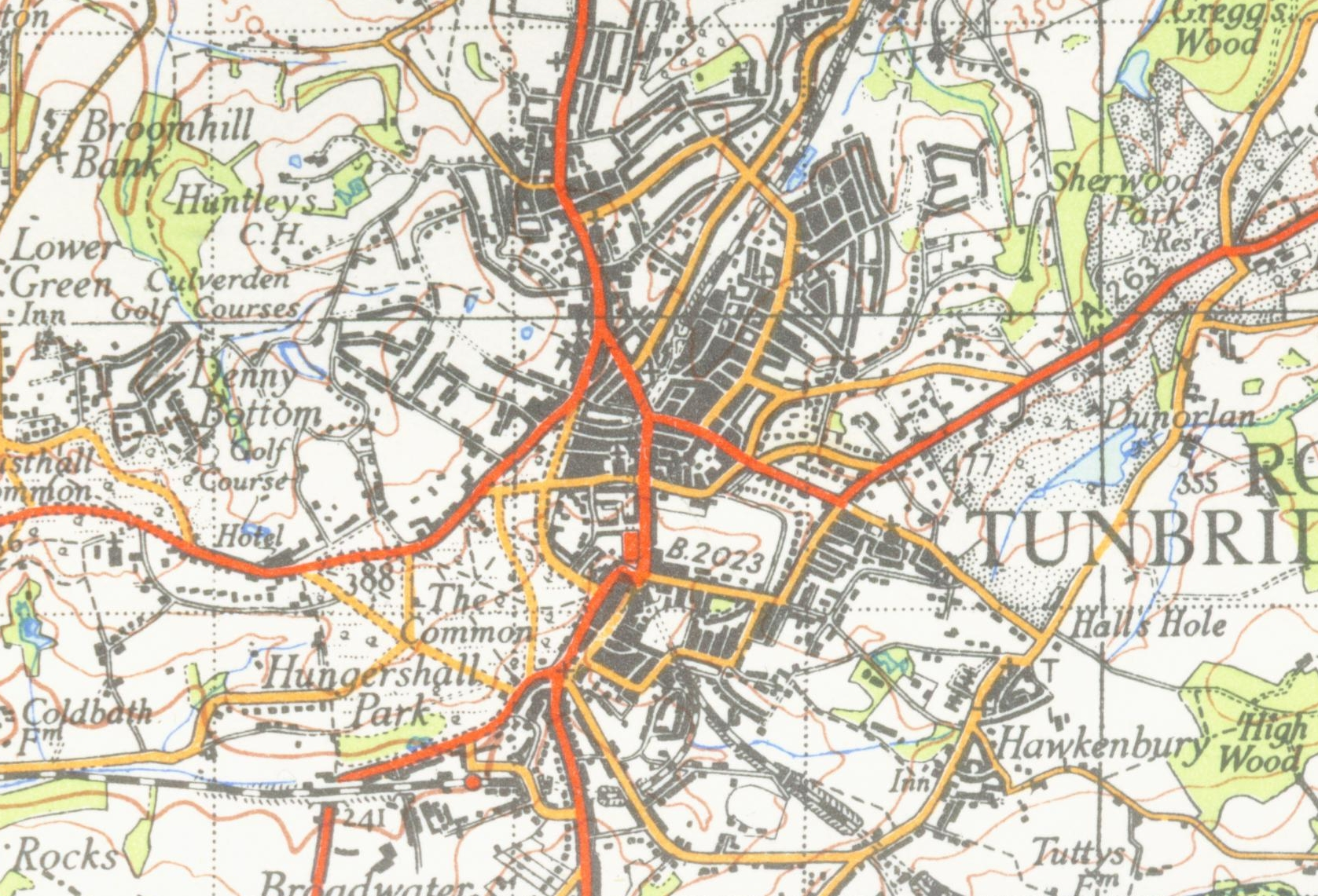 FileRoyal Tunbridge Wellsmap 1946jpg Wikimedia Commons