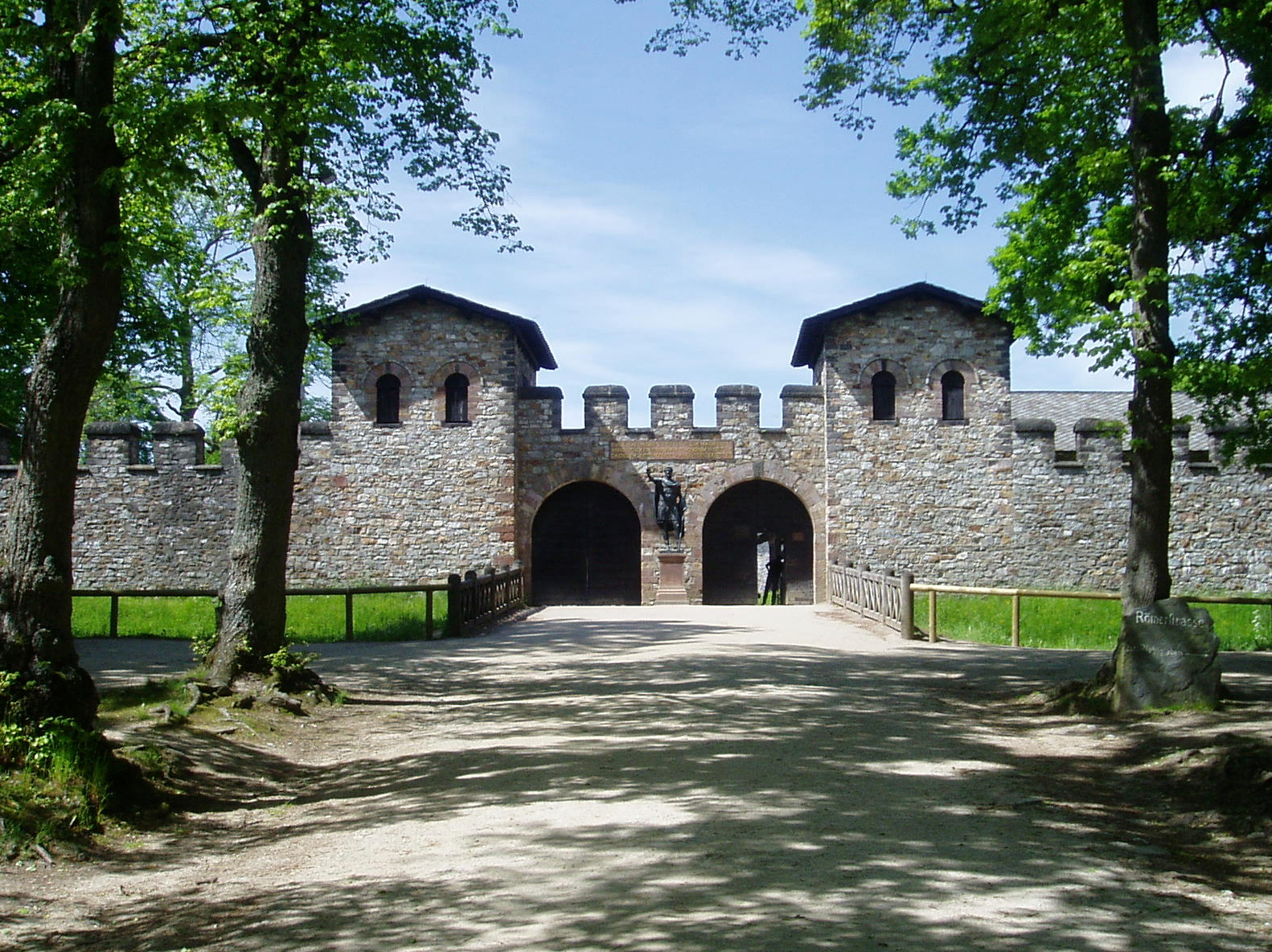 Lengeschäft Bad Homburg ancient forts in germany
