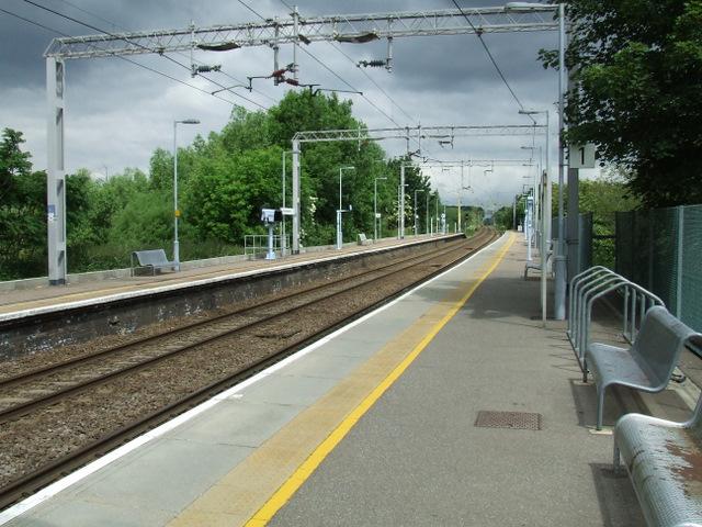 Sawbridgeworth railway station - Wikipedia