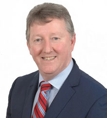 Seán Canney Irish politician
