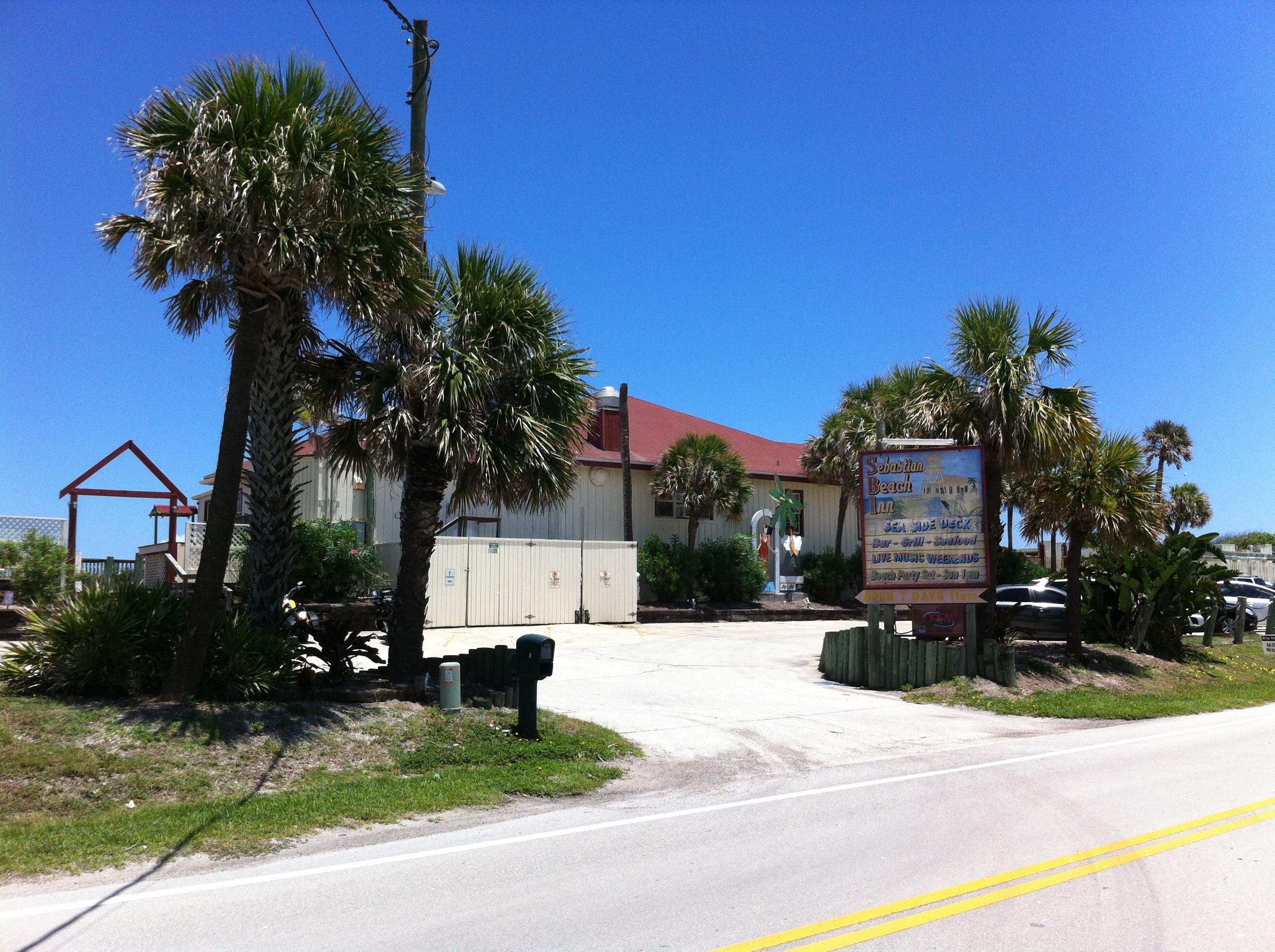 Sebastian Beach Inn Florida