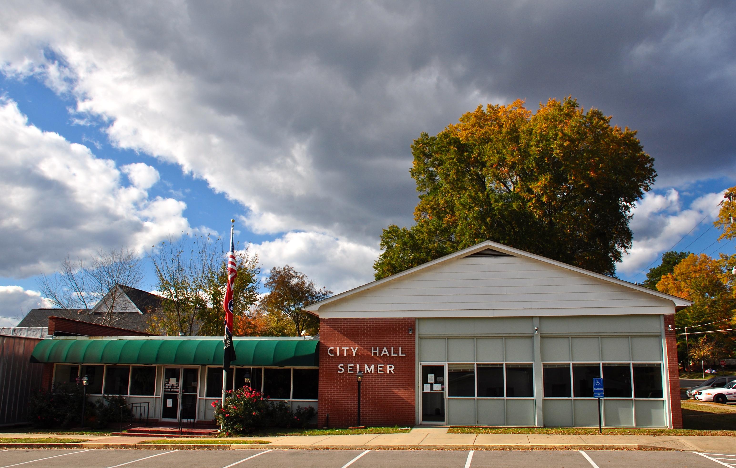 Selmer, Tennessee - Wikipedia