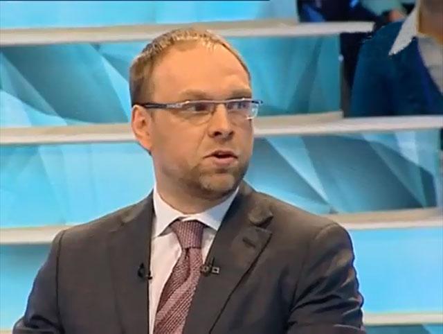 Oppositionspolitiker und Ex-Abgeordneter Serhij Wlassenko