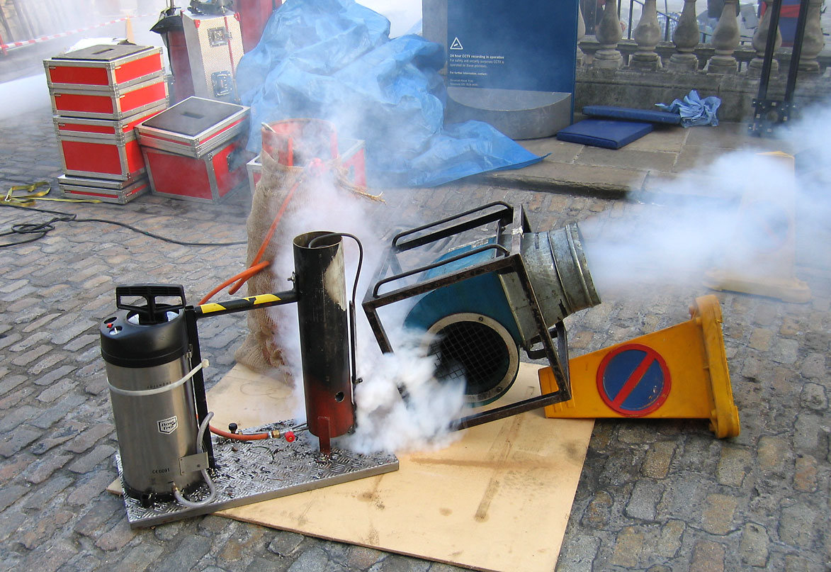 Machine Fumigene Wikipedia