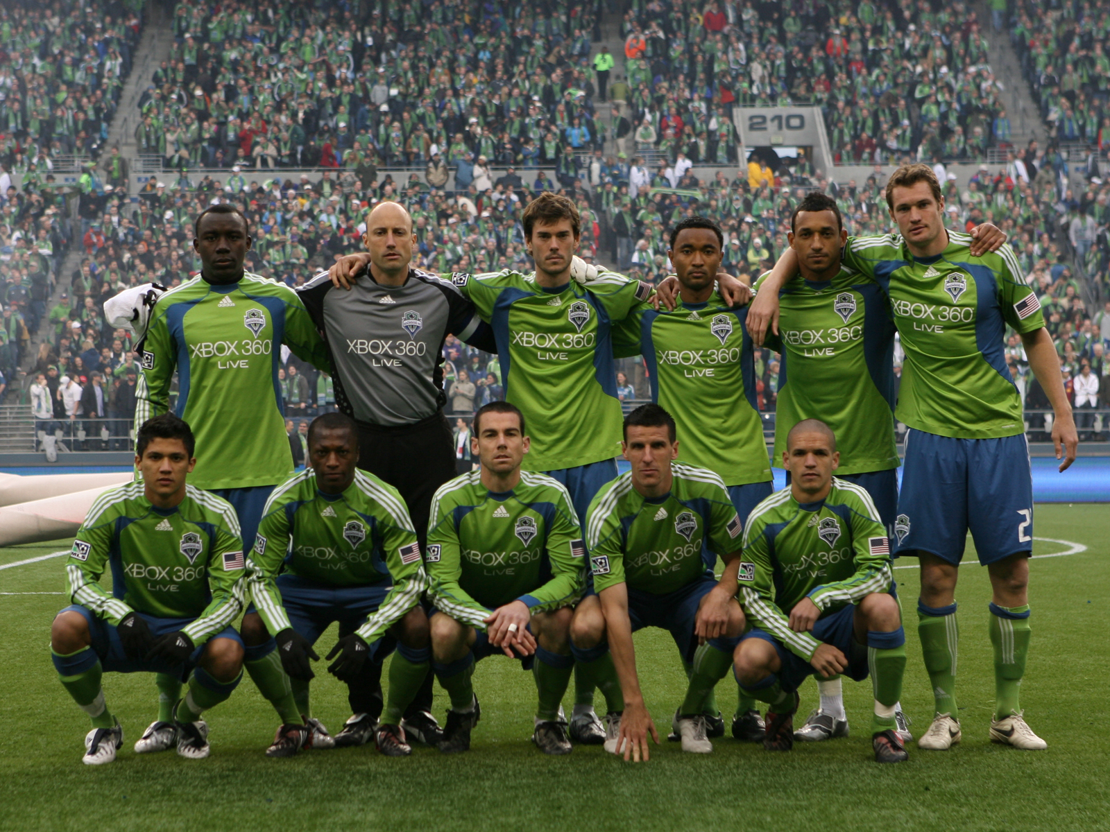 c5766f5379a History of Seattle Sounders FC - Wikipedia