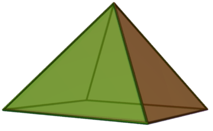 square pyramid wikipedia