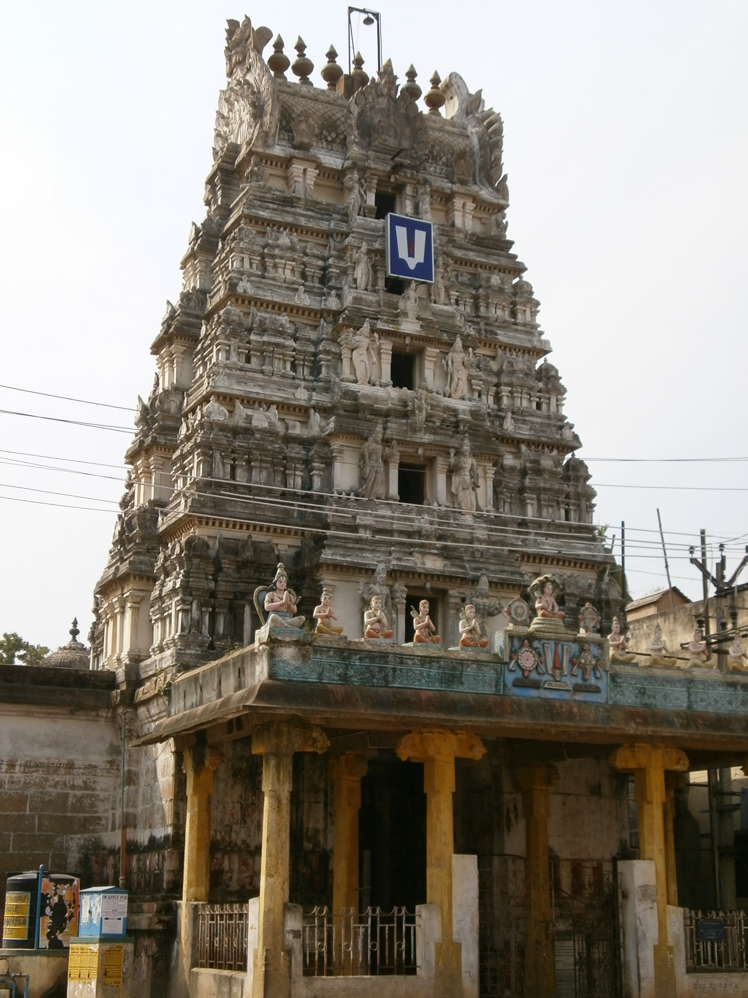 Image result for the front mandapam of the adhi kesava perumal temple sriperumbudur