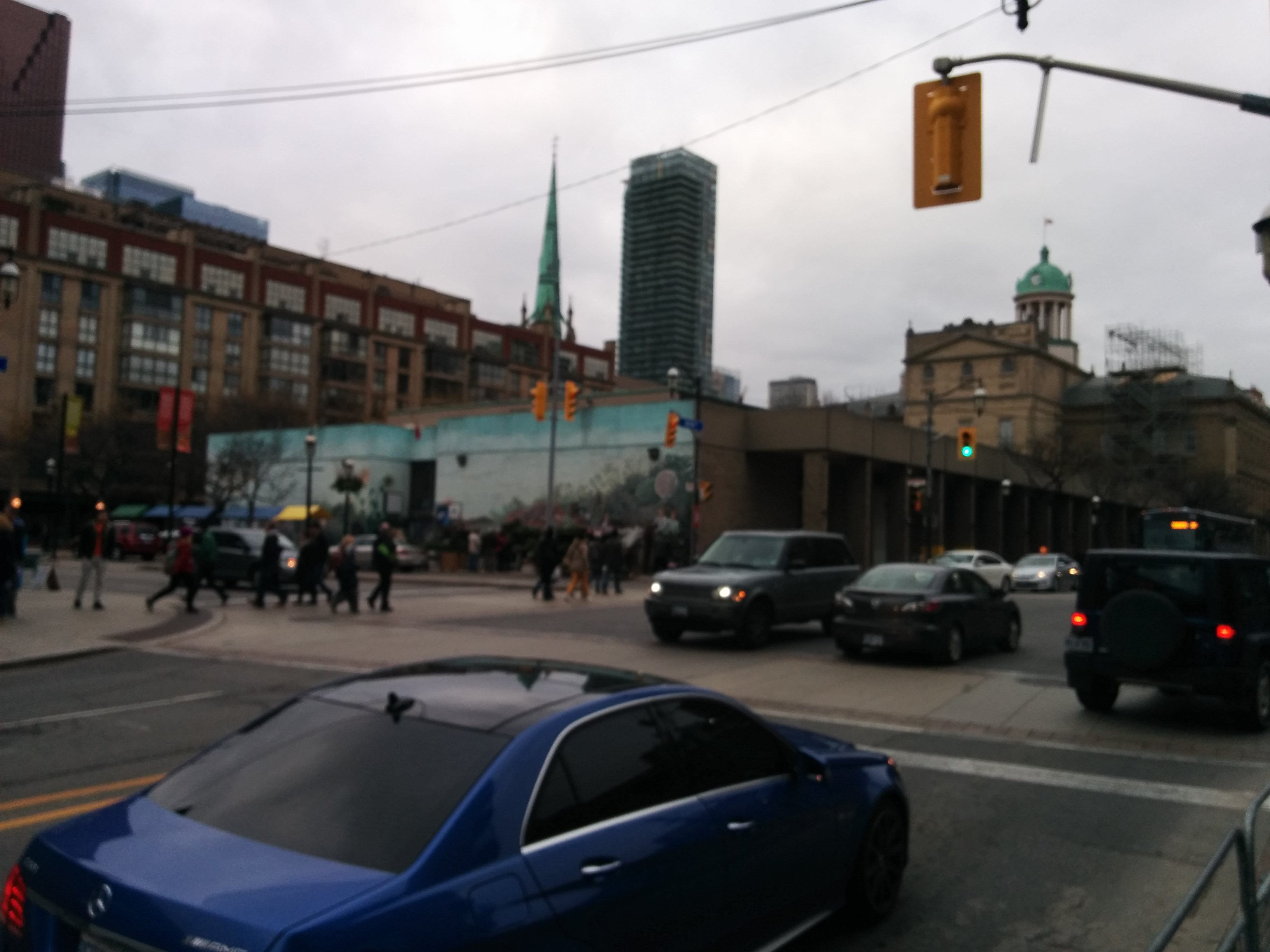 St Lawrence Market North