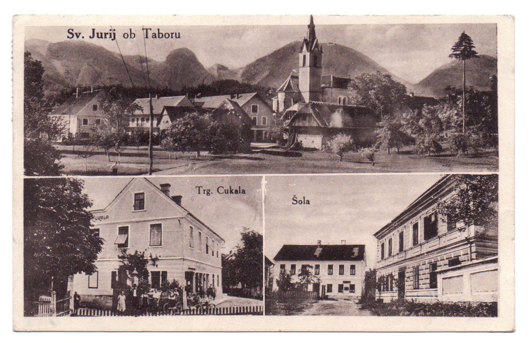 Општина Табор