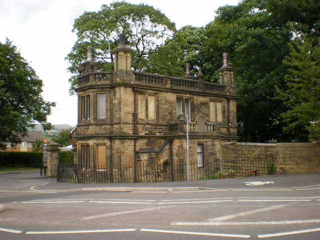 Stockbridge Lodge - geograph.org.uk - 1410563
