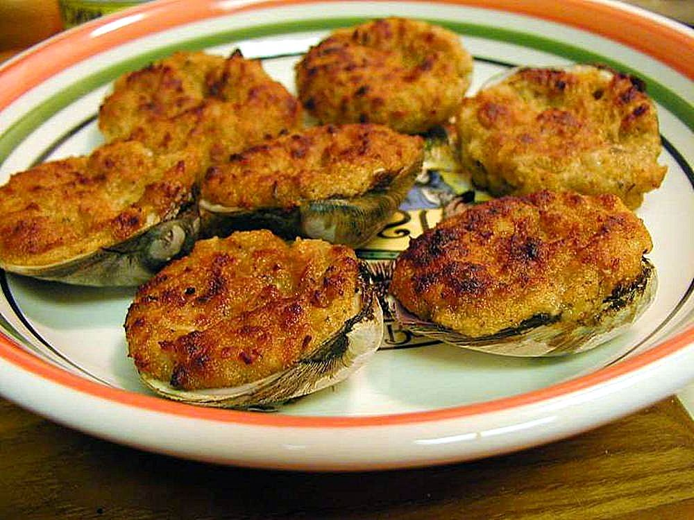 Stuffed clam wikipedia for American cuisine wikipedia