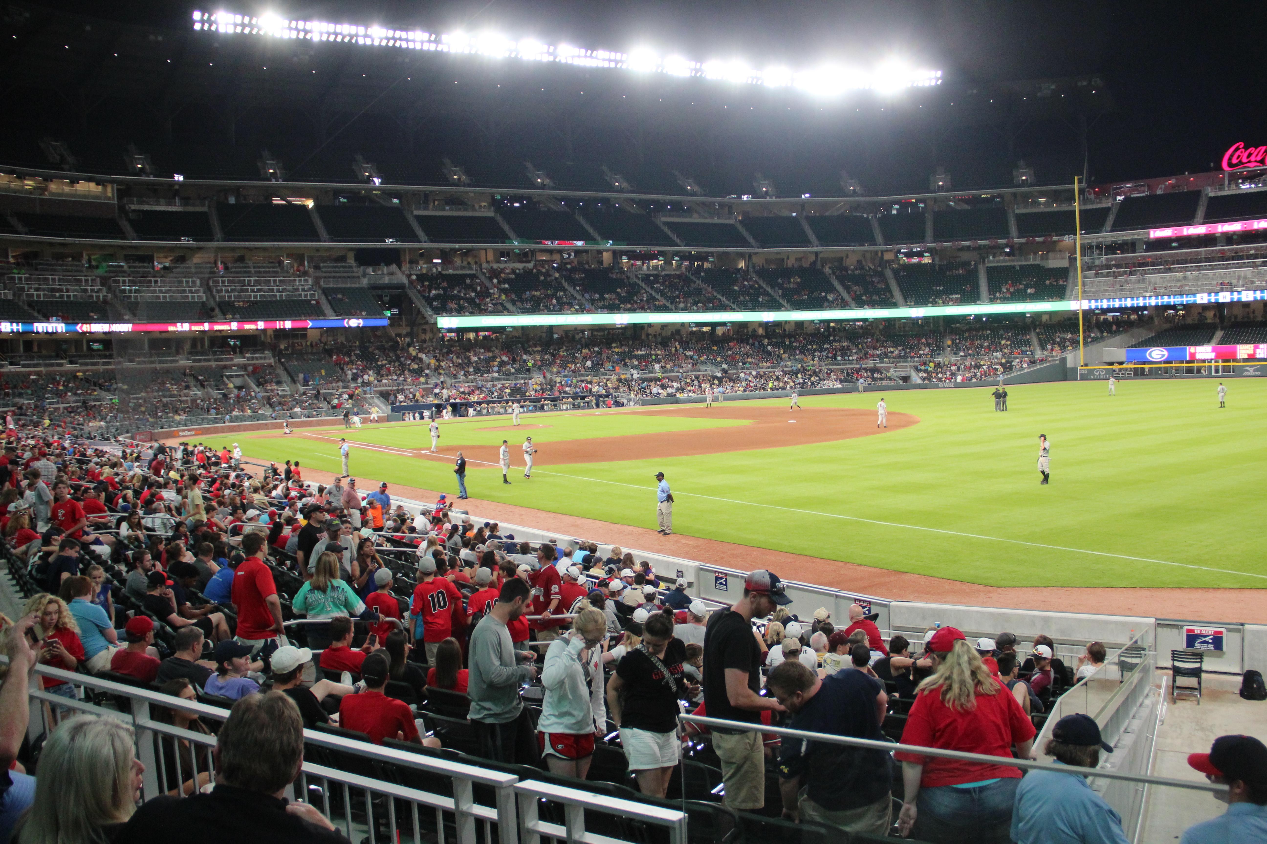 SunTrust Park Home Field Of The Braves Since 2017