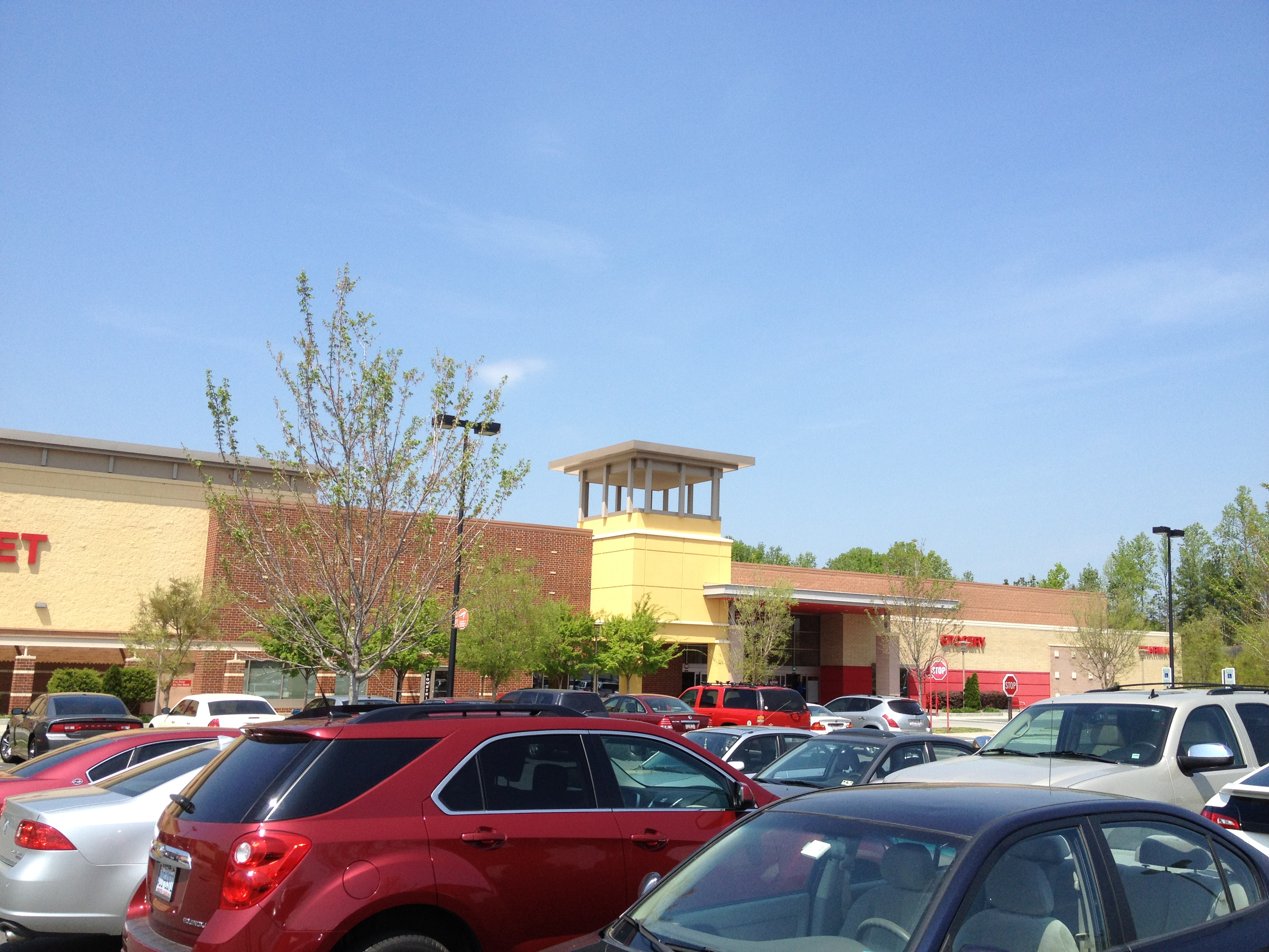 Northlake Mall Just B Cause
