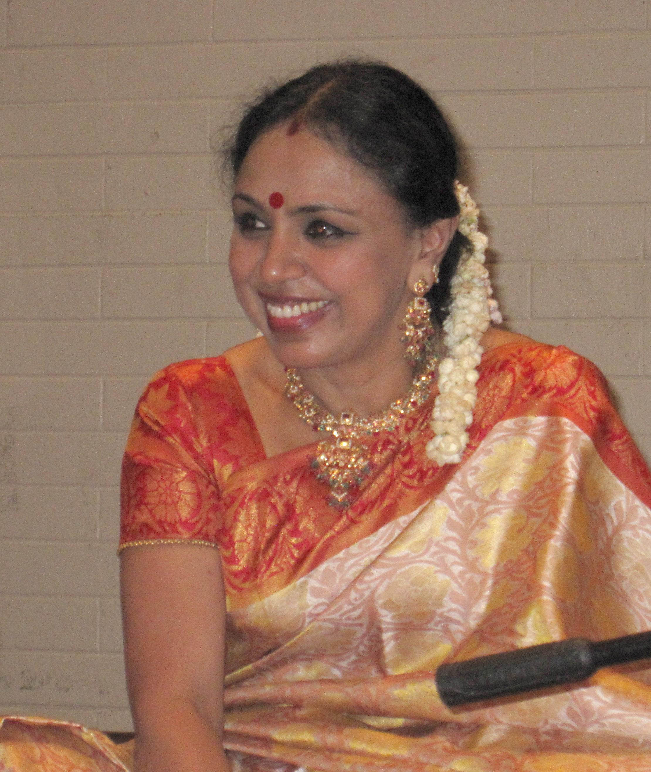 2012 లో ఆస్ట్రేలియా లో సుధా రఘునాథన్