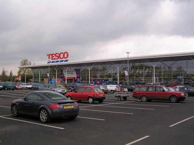 File:Tesco's store Evesham - geograph.org.uk - 5736.jpg
