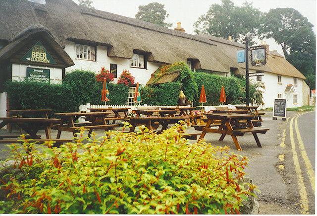 The Castle Inn, West Lulworth. - geograph.org.uk - 200990