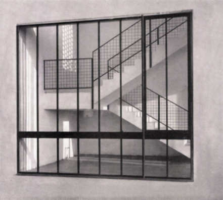 File:The Galmanini Stairs. View of stairwell designed in 1955 by ...