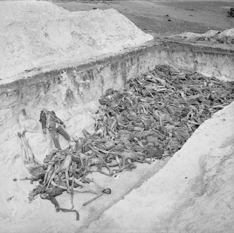The Liberation of Bergen-belsen Concentration Camp, April 1945 BU3778.jpg