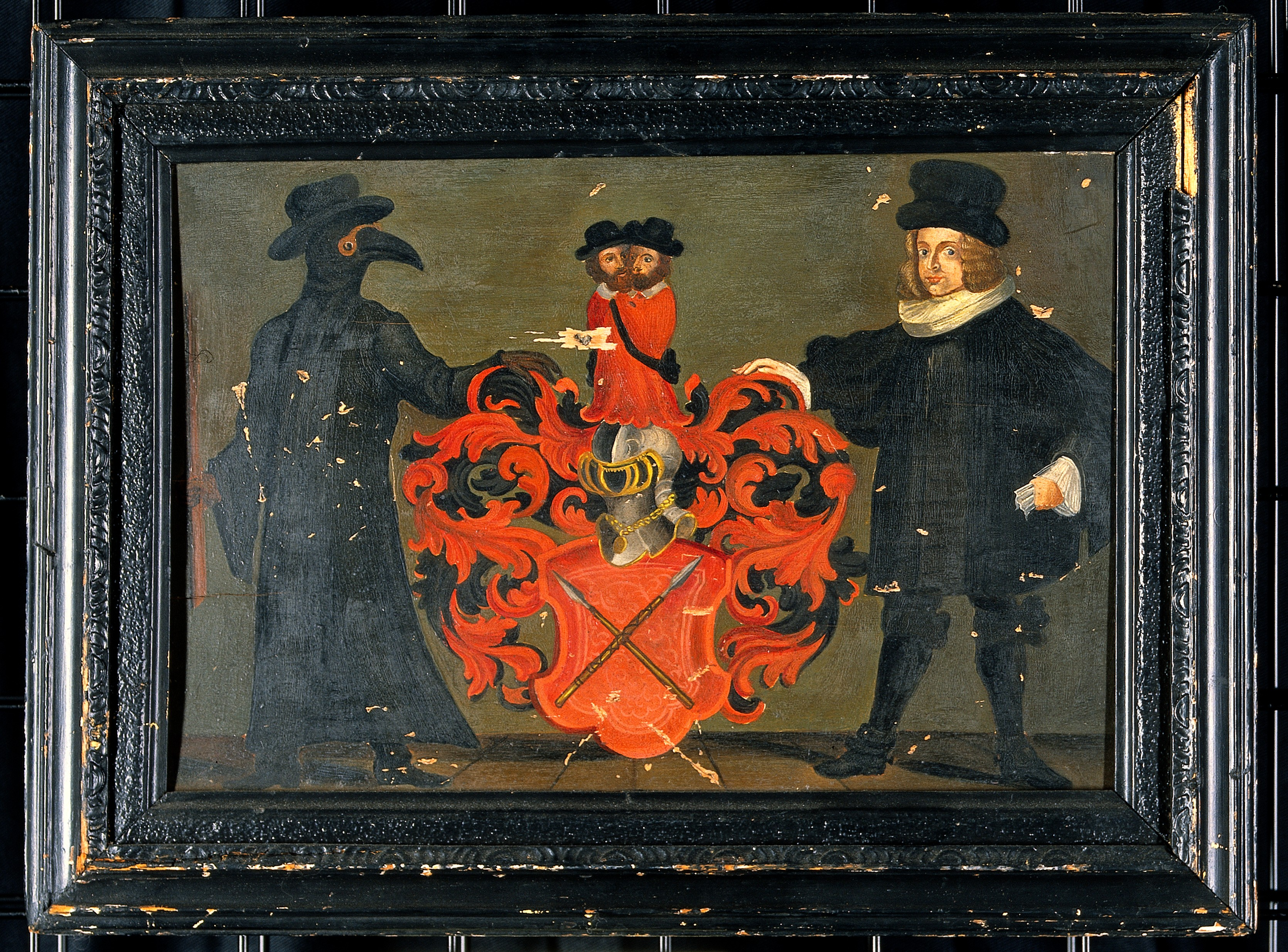 Theodore_Zwinger_III_%281658-1724%29%3B_coat_of_arms_with_portrait_Wellcome_V0018112.jpg