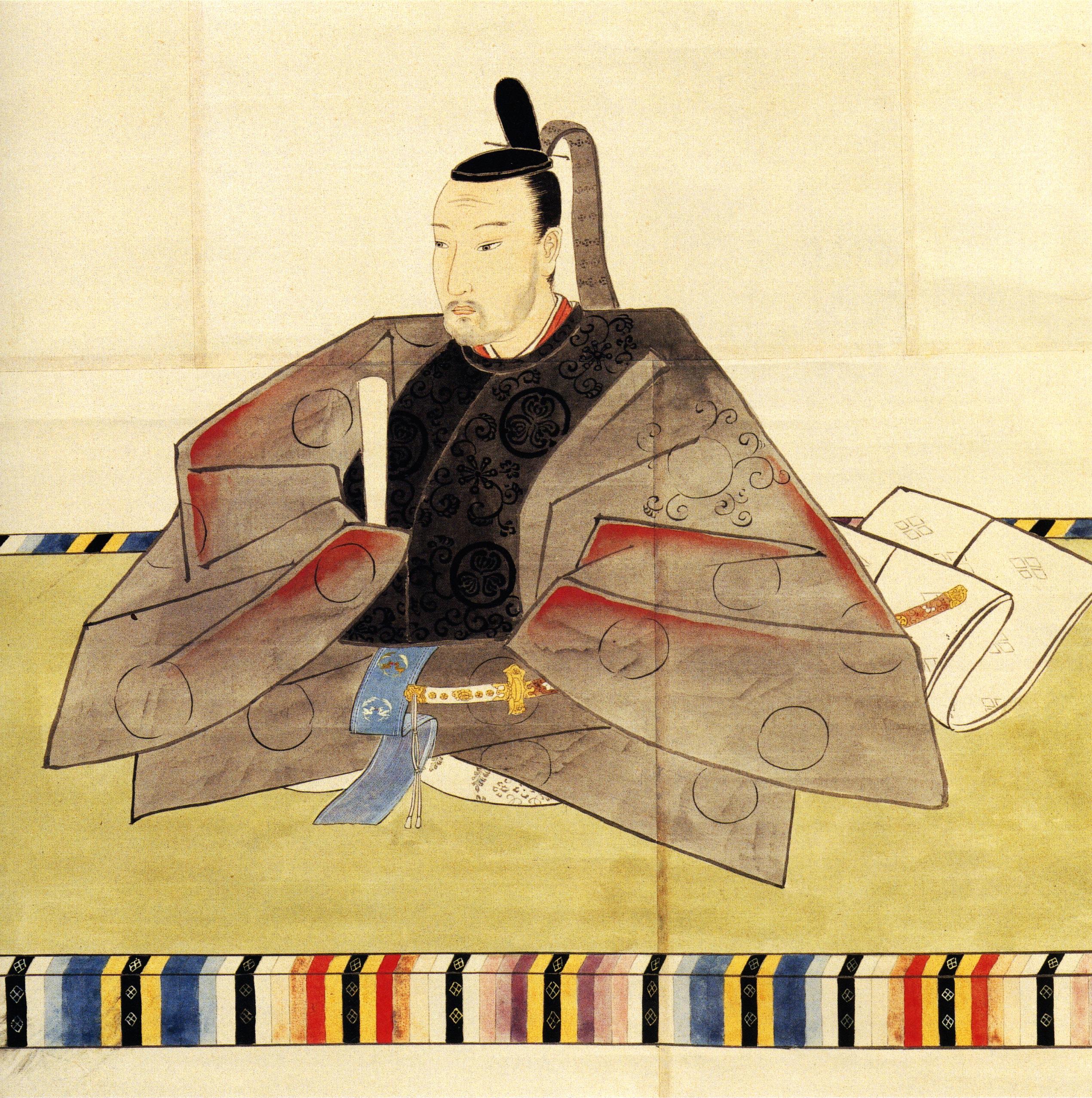 徳川家定肖像画