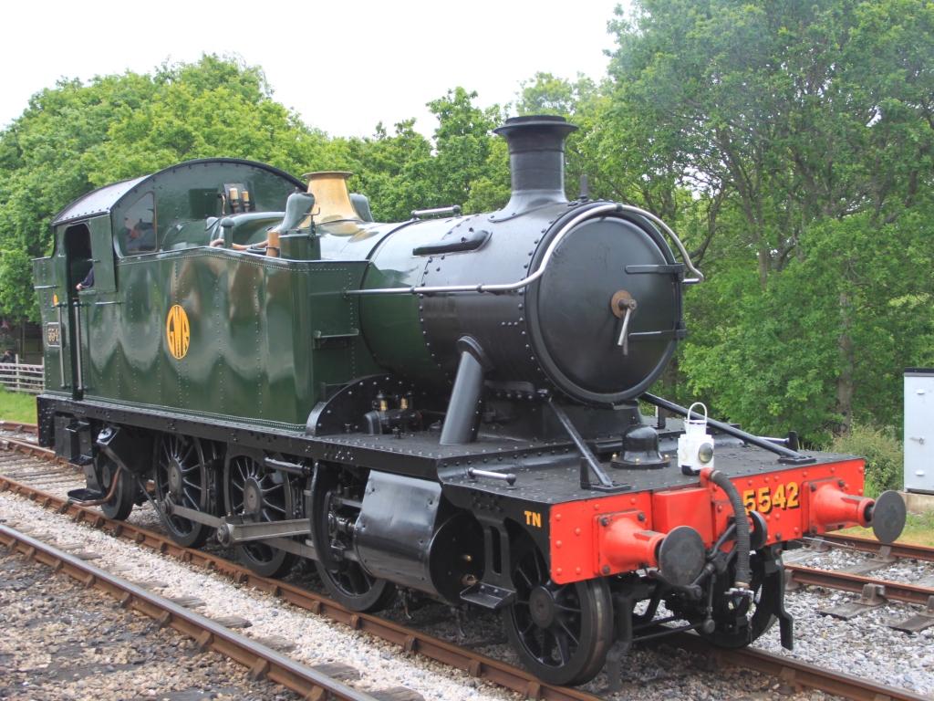 Build Model British Steam Locomotive