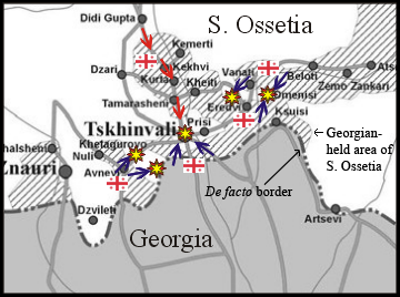 the 2008 south ossetia war 2008 south ossetia war - free download as word doc (doc), pdf file (pdf), text file (txt) or read online for free.