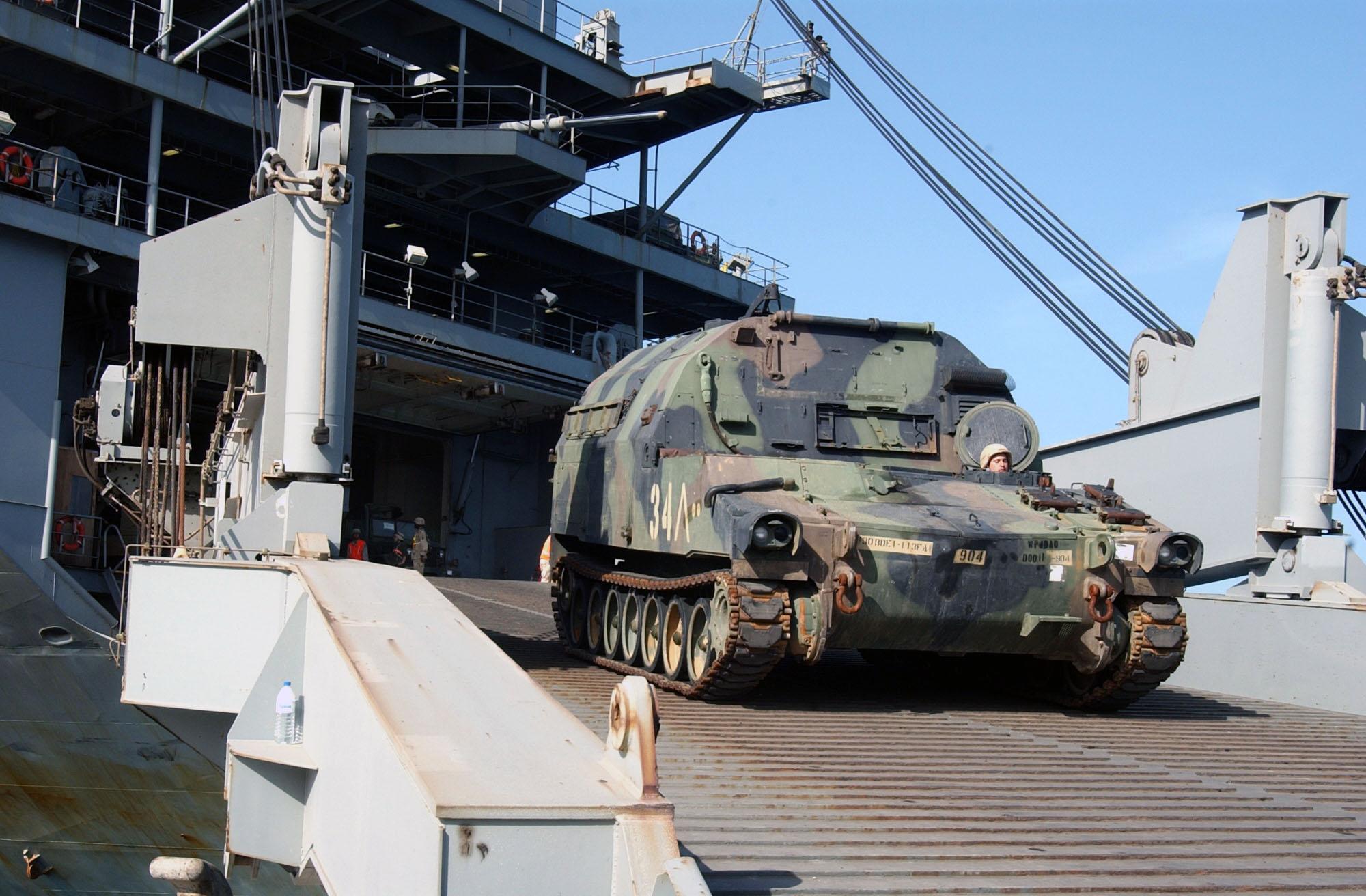 File:US Navy 040228-N-0743B-028 A U.S. Marine Corps M992A1 ...