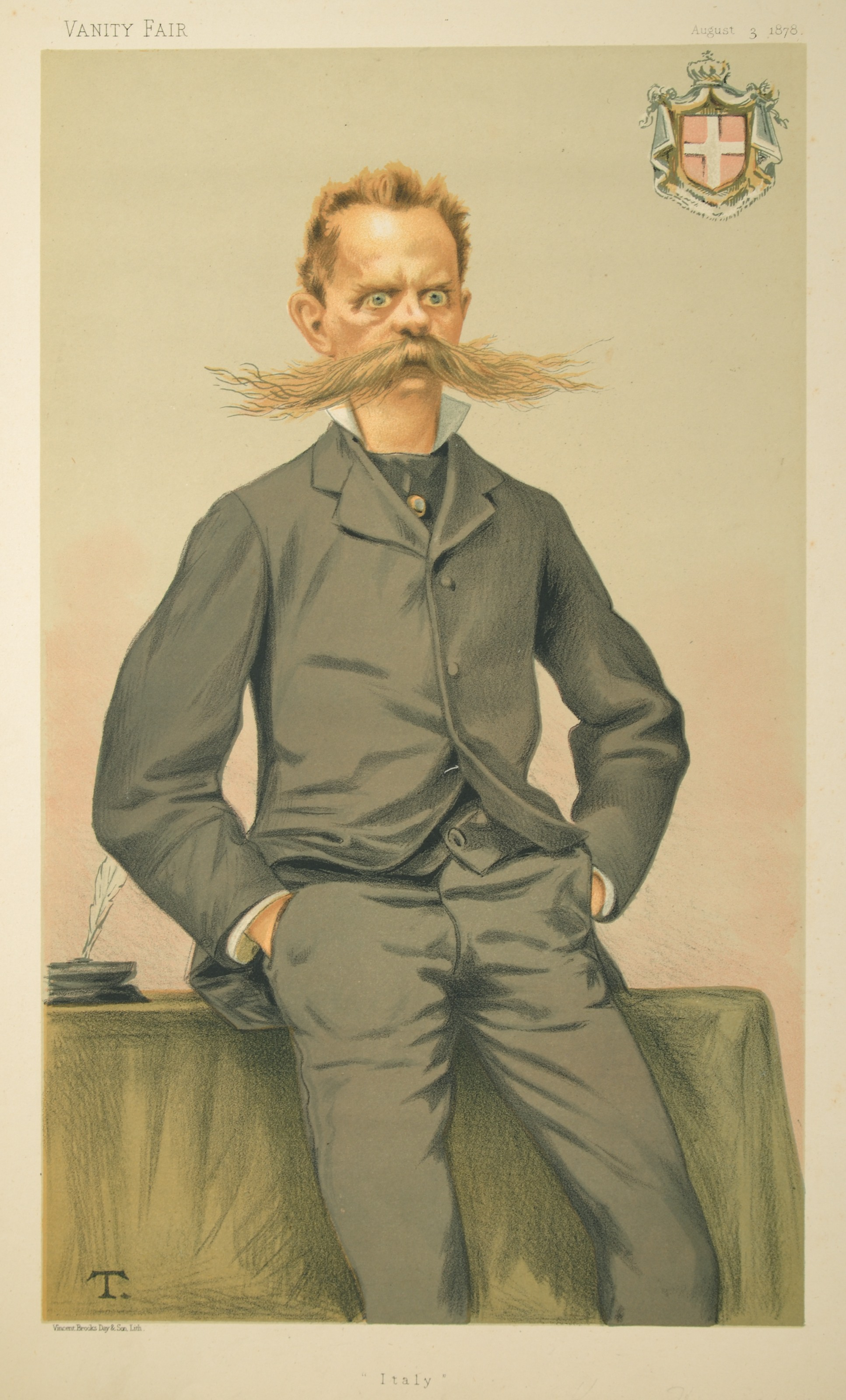 Grants For College >> File:Umberto I of Italy, Vanity Fair, 1878-08-03.jpg ...