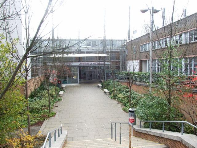 University Harrow Campus Room Cg