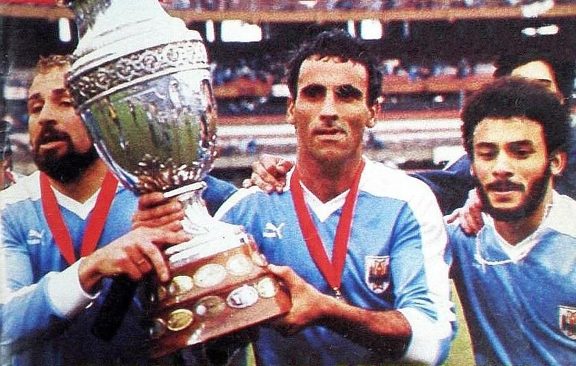 Image result for final copa america 1987