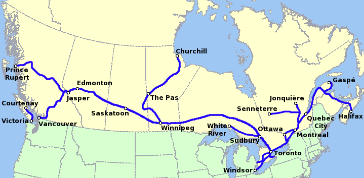 trans canada railway map with Rail Travel In Canada on Top 5 Scenic Drives Bc Just 150 Kilometres as well Metro And Underground Maps Design Around The World as well Location also Hot Springs Circle Route in addition Riding The Alaska Railroad Part 1.