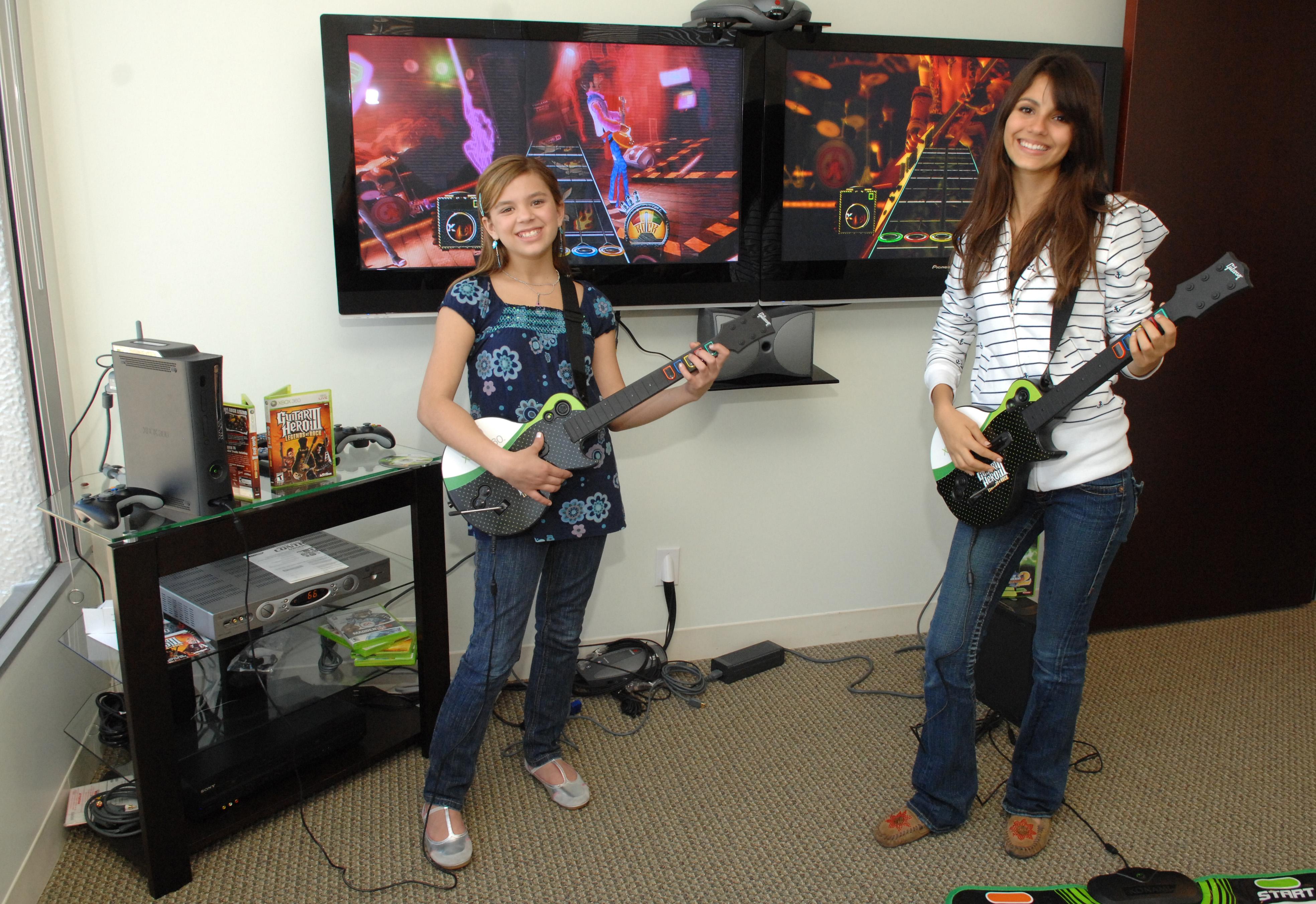 ragazze videogiochi