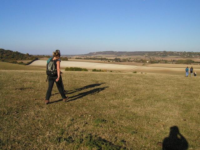 File:View from Bledlow Ridge - geograph.org.uk - 1625496.jpg