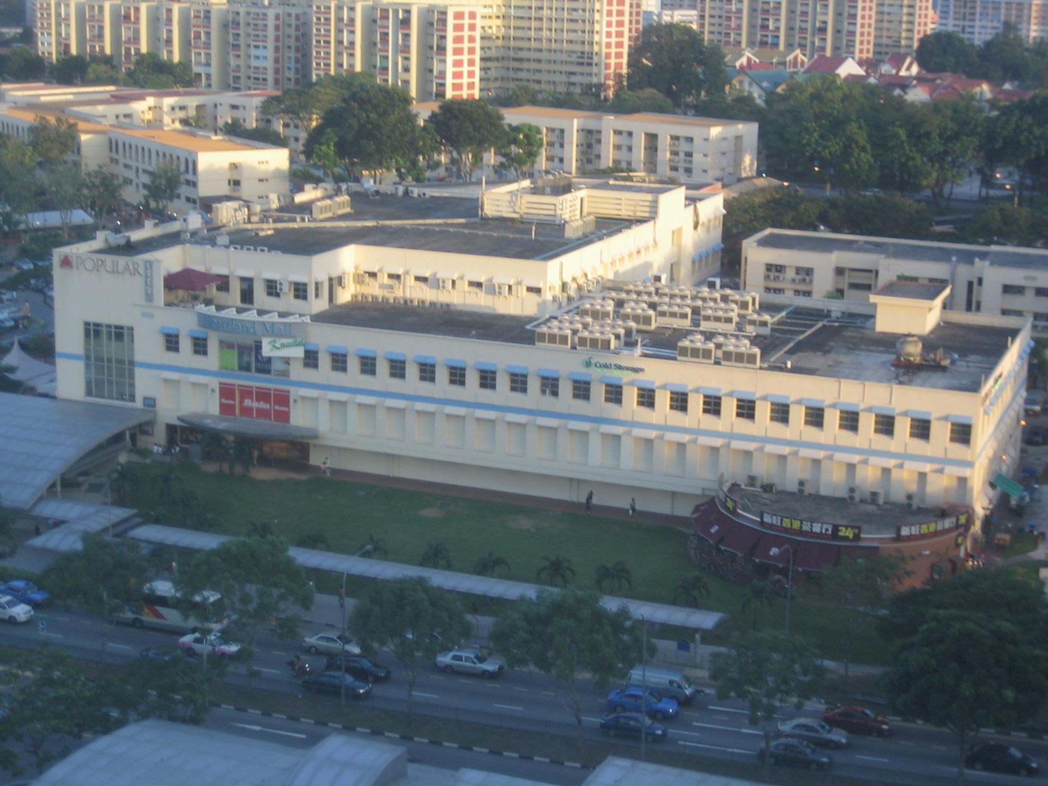 Harbourfront Bus Interchange Car Park