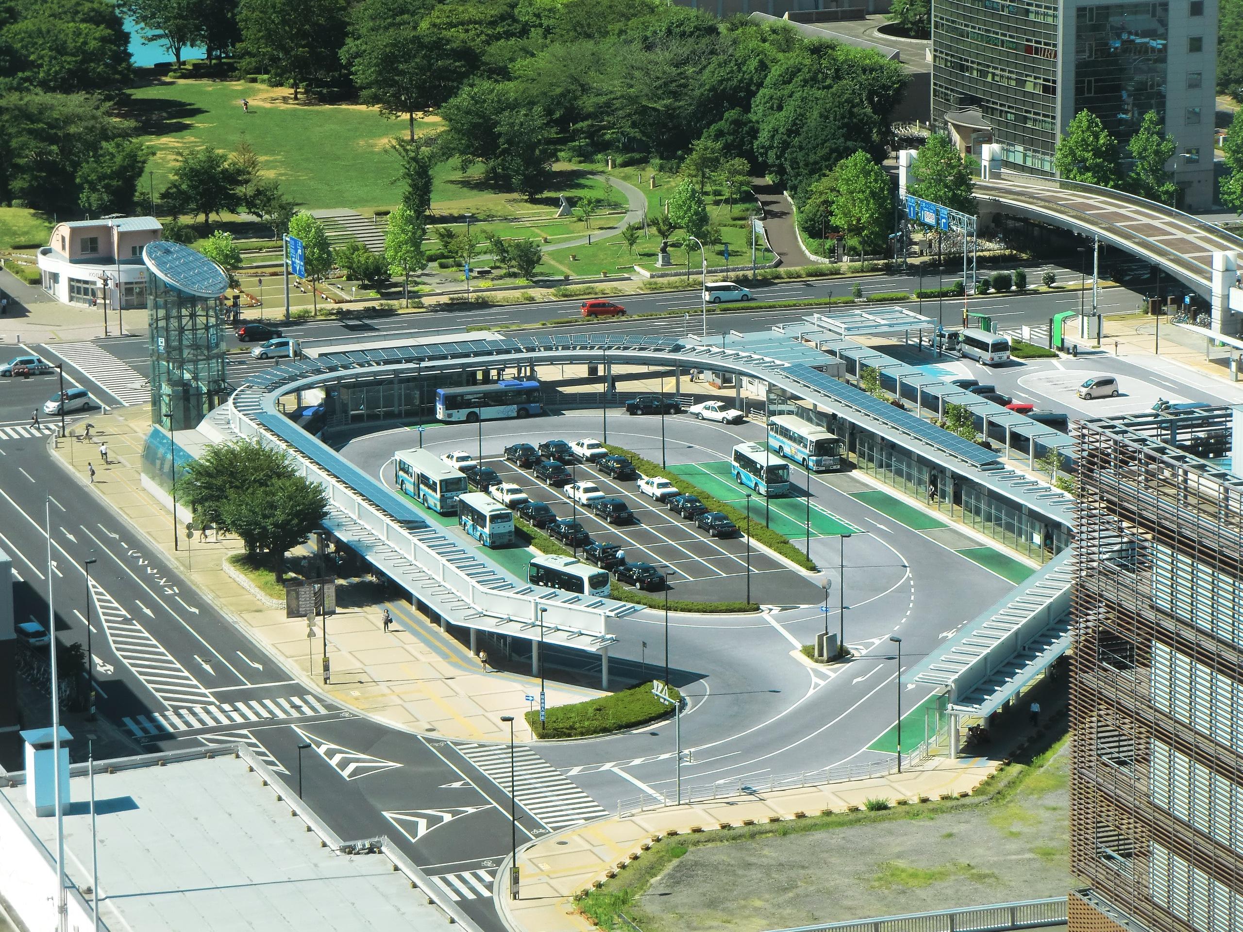 fileview of tsukuba center bus terminal july 2012jpg wikimedia commons