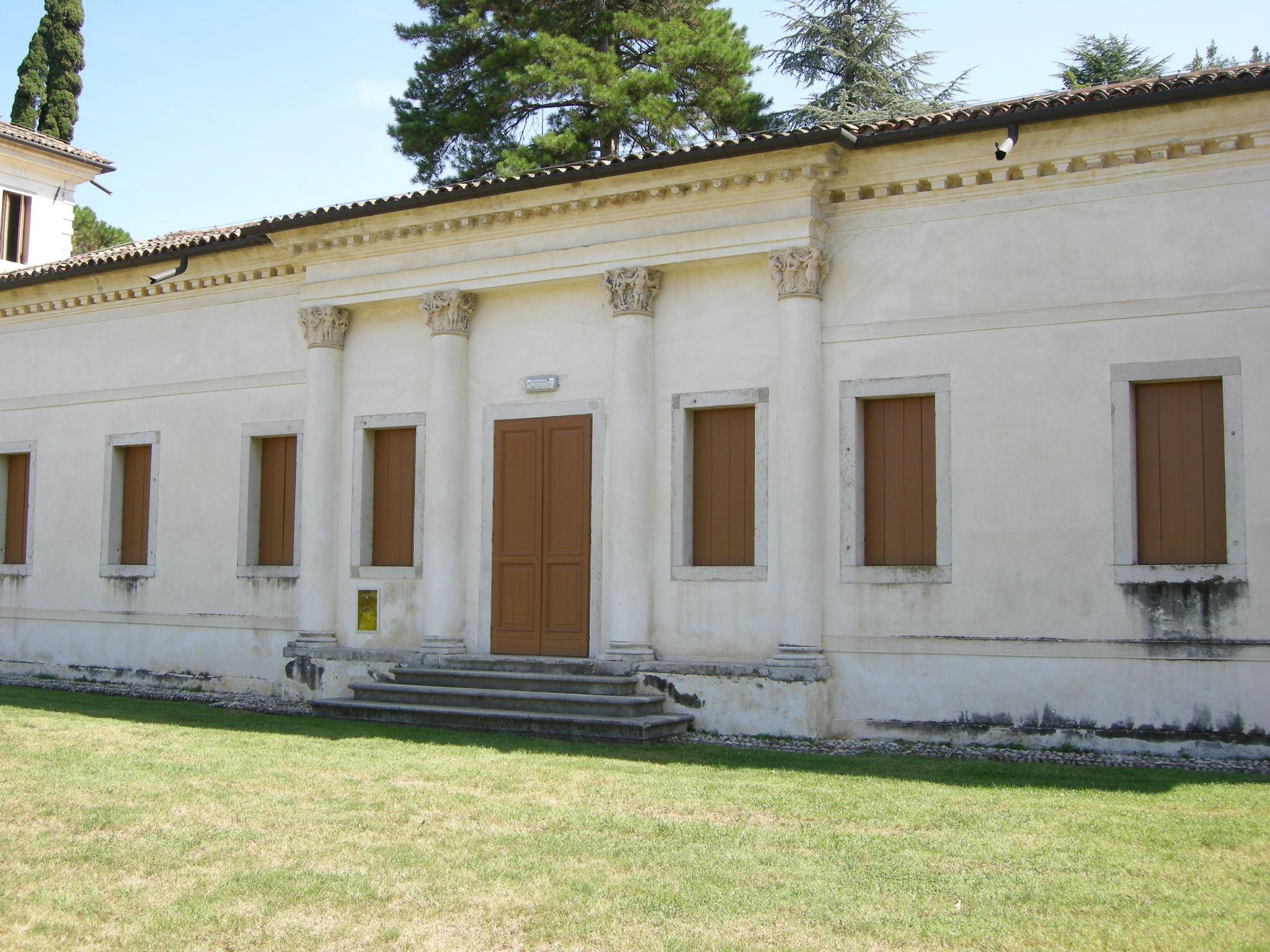 Villa Manin Parco