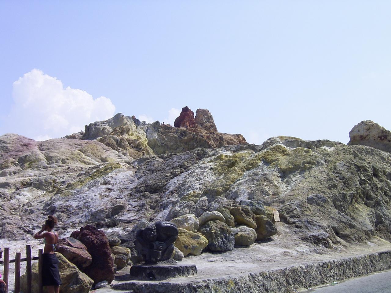 Altra veduta del vulcano spento