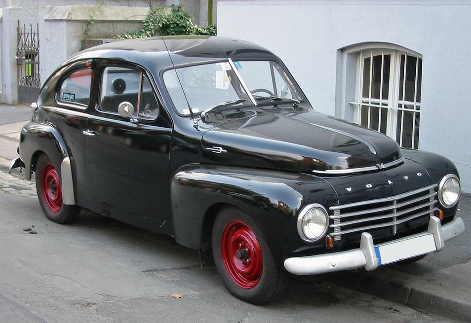 Volvo V >> Volvo PV444 — Wikipédia