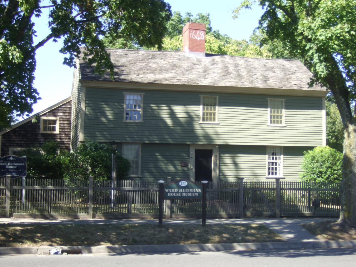 Ward-Heitmann House