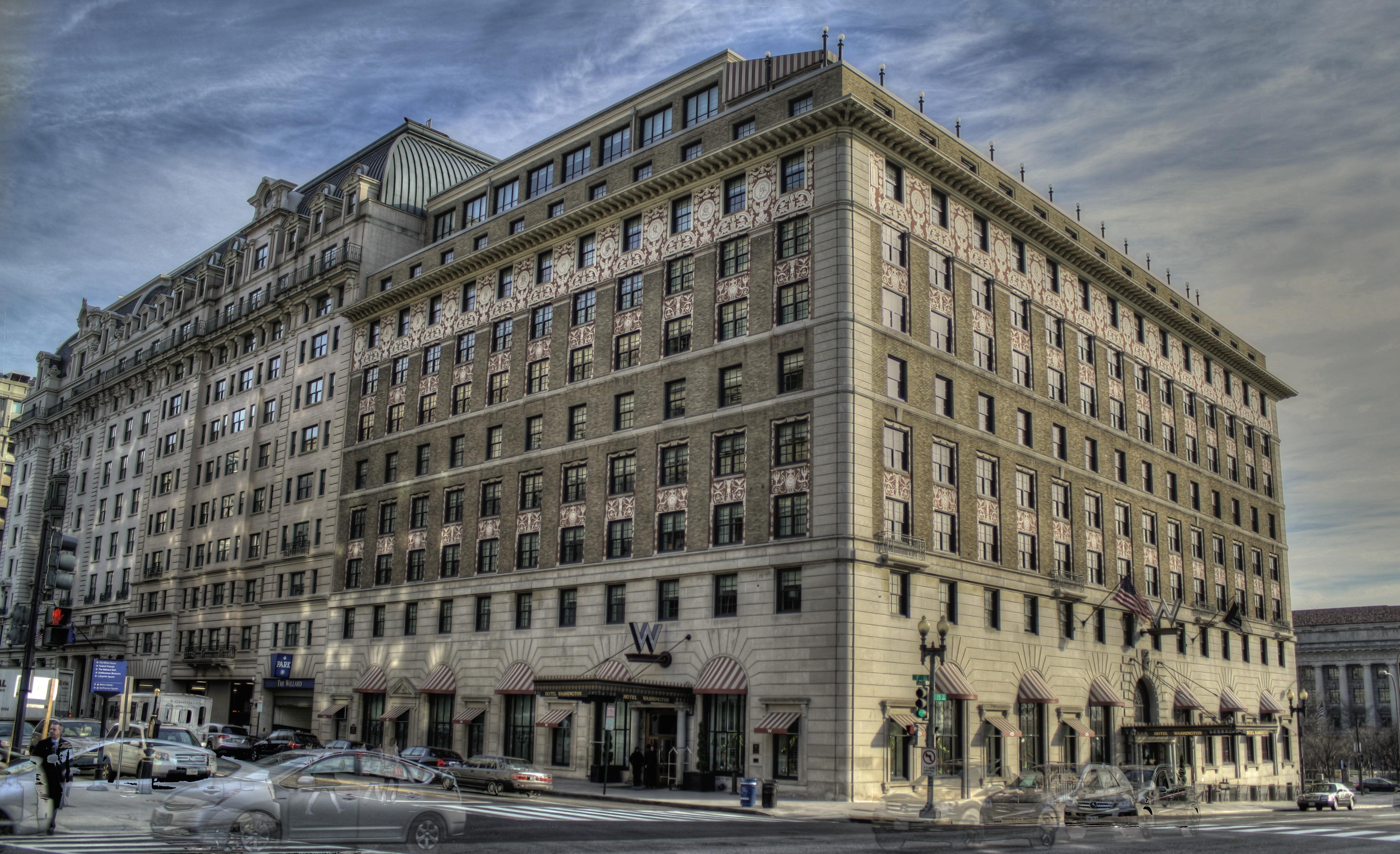 Hotels Washington Dc >> Hotel Washington Washington D C Wikipedia