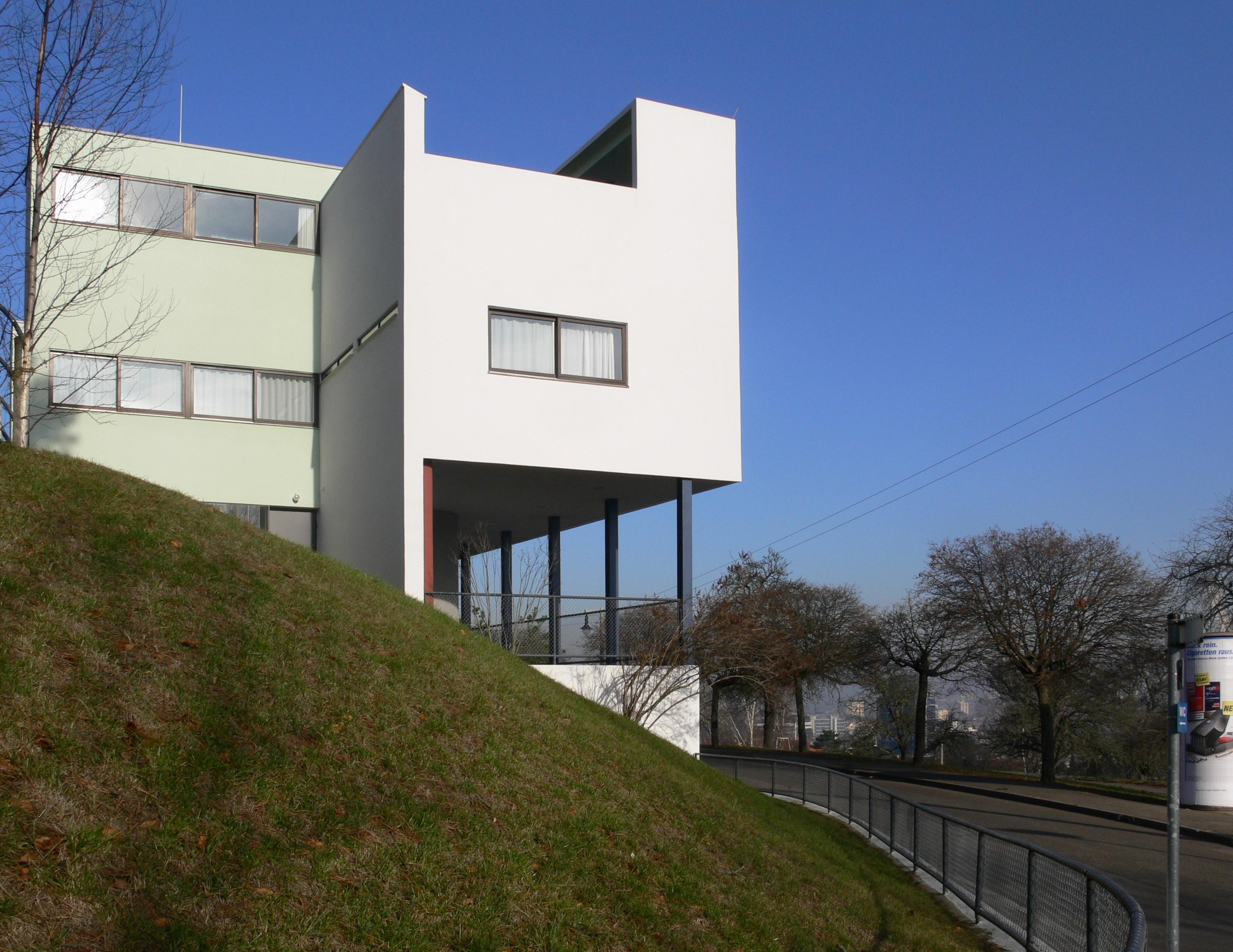 Vom Bauhaus, der Neuen Typografie und der Stuttgarter Schule
