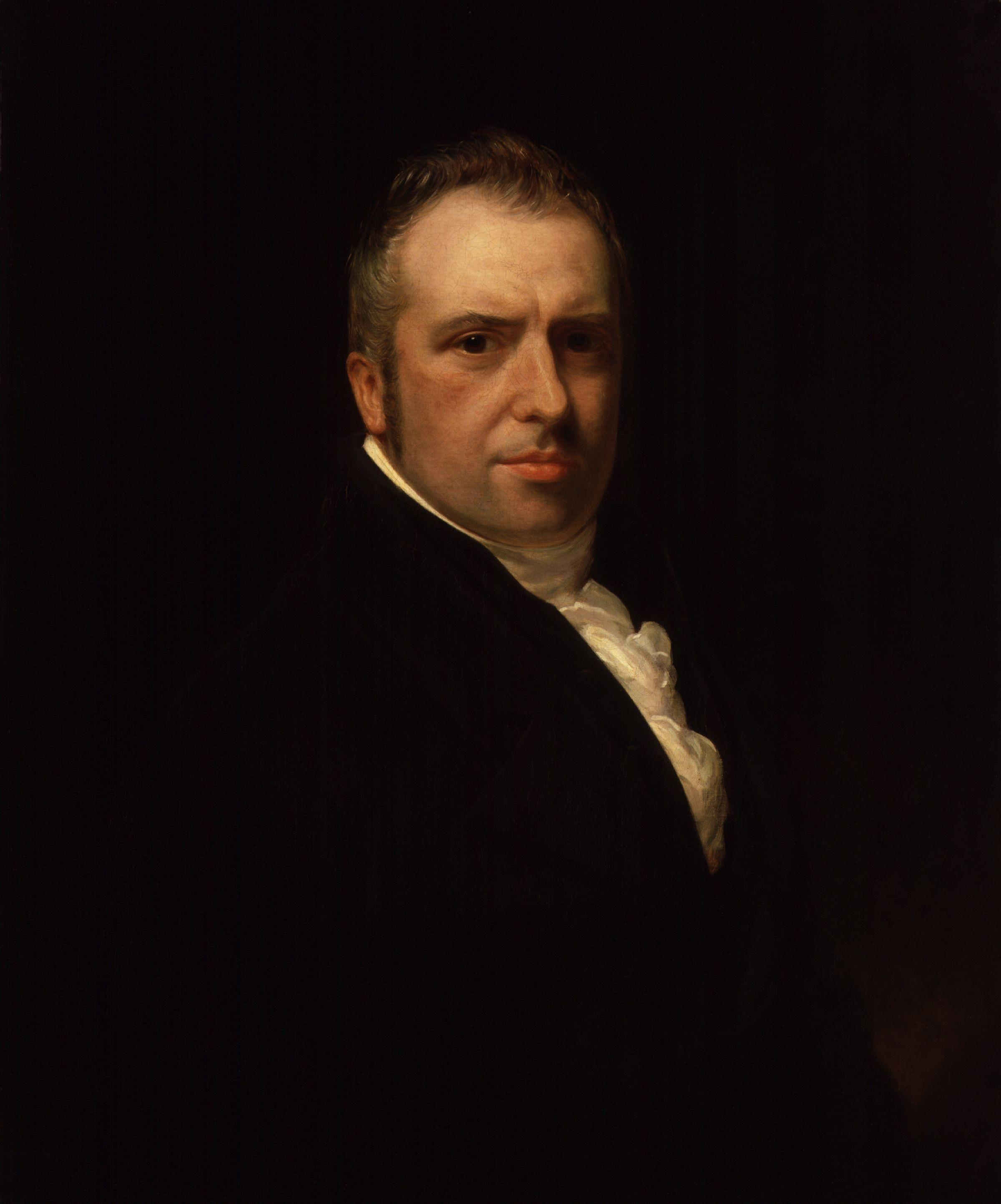 William Hone by William PattenNational Portrait Gallery, London