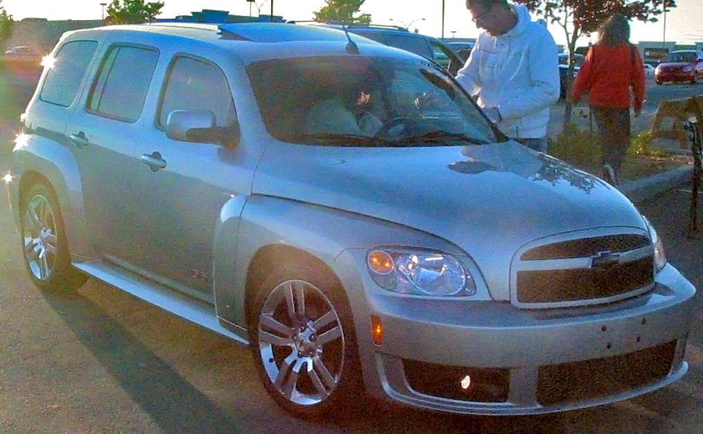 HHR, Chevrolet SUV