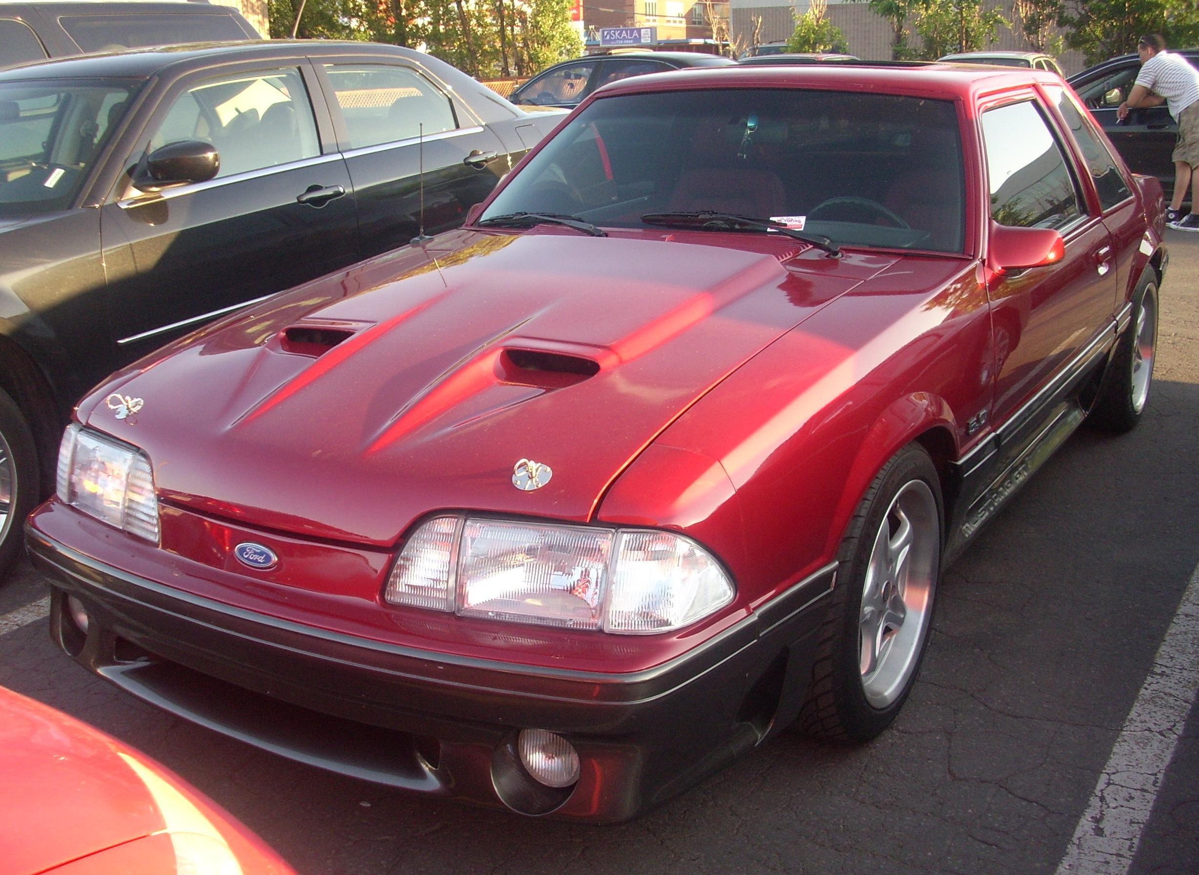 File 91 93 Ford Mustang 5 0 Coupe Orange Julep Jpg