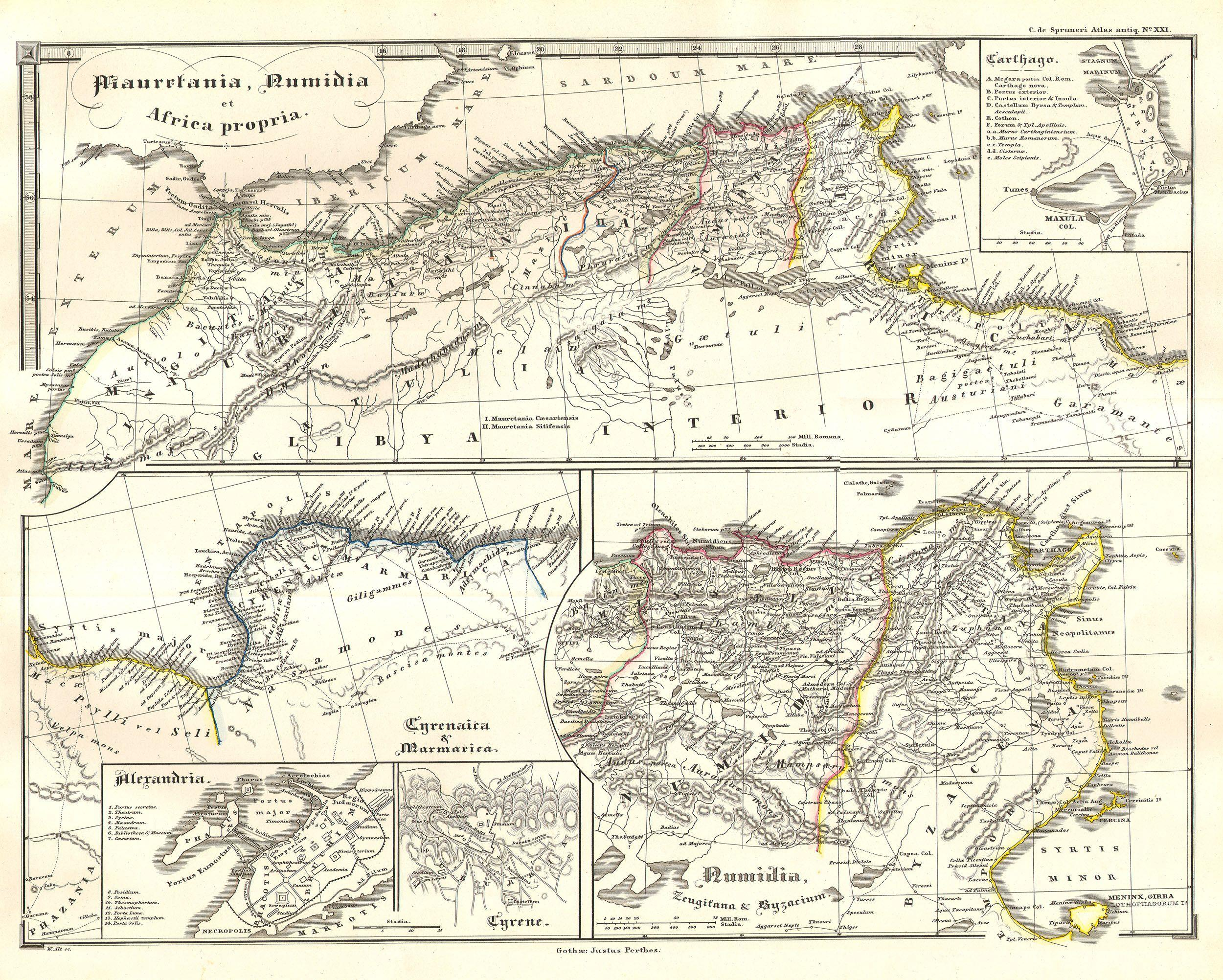 File:1855 Spruneri Map of North Africa in Ancient Times ( Carthage