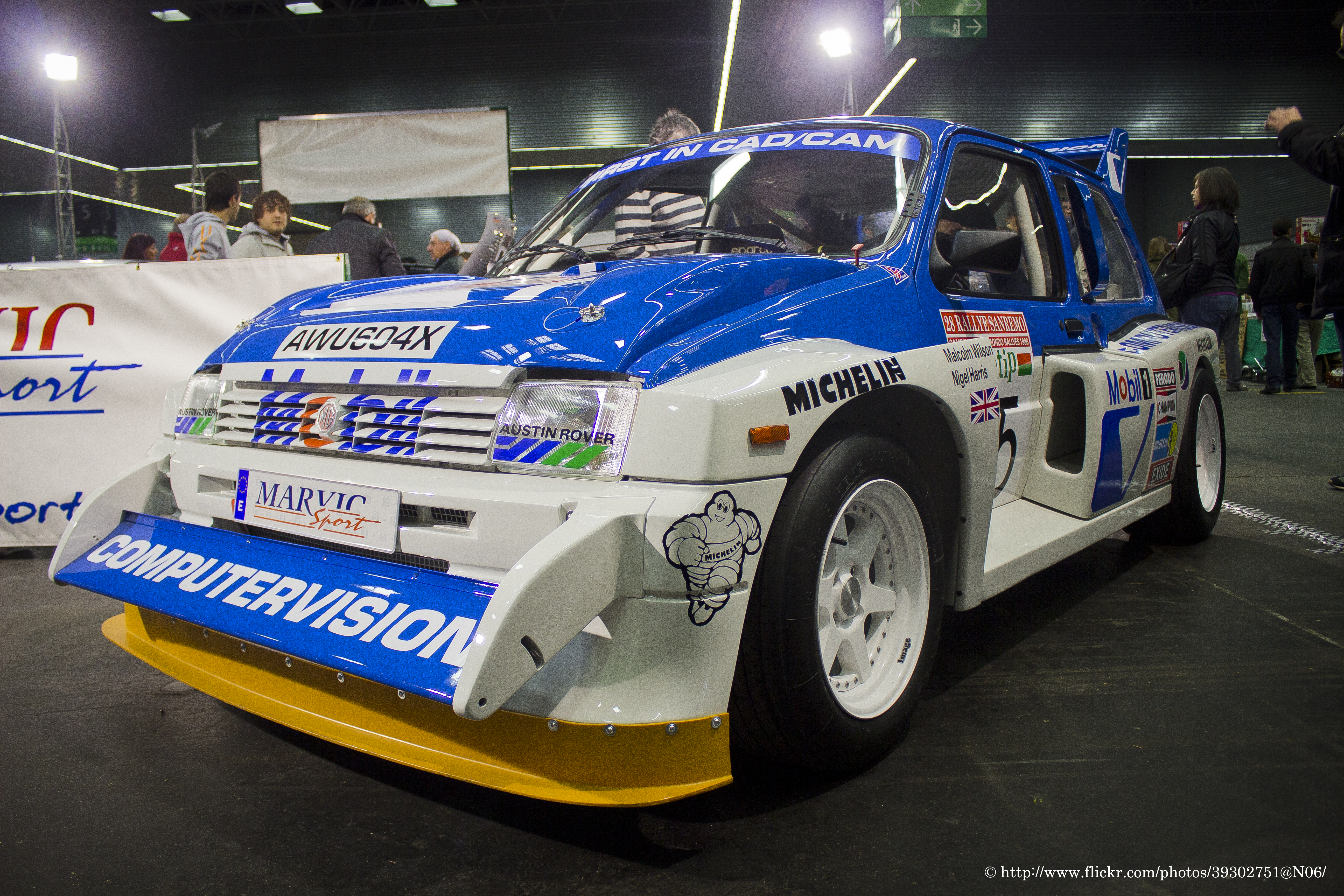 Amazing Metro 6r4 Rally Car For Sale Ensign - Classic Cars Ideas ...