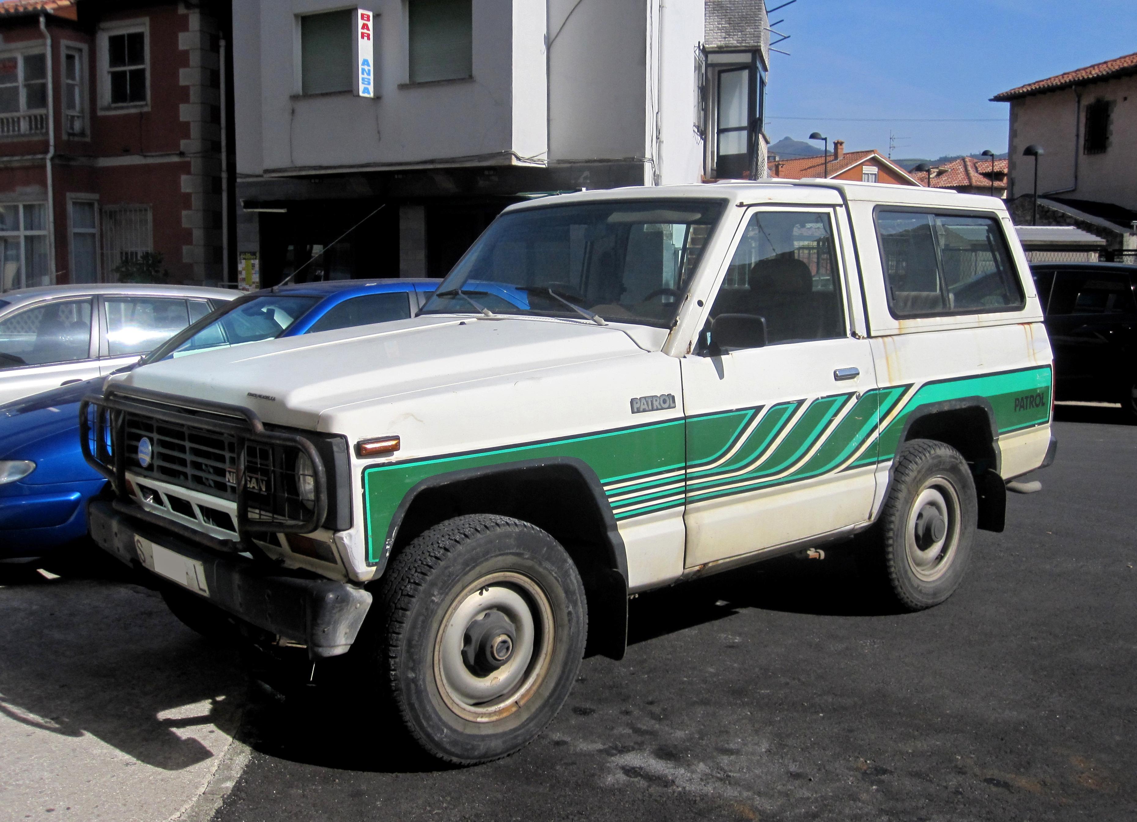 Nissan Patrol – Wikipédia